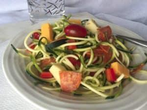 zoodle pasta salad-7