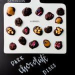 Dark Chocolate Discs
