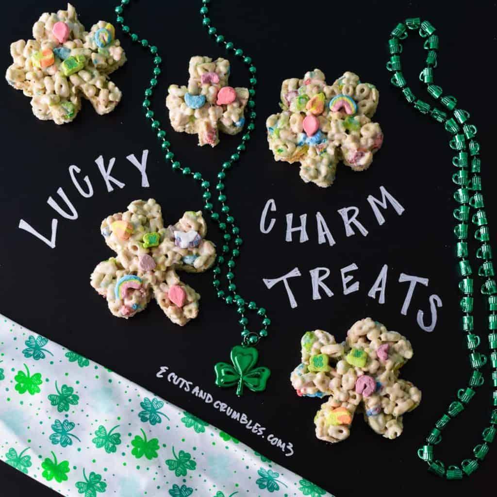 Lucky Charm Treats