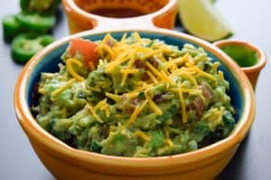 Cheesy Guacamole updated photo