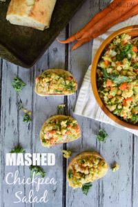 Mashed Chickpea Salad-1