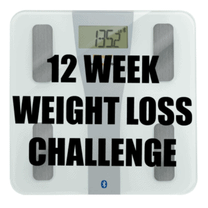 12 week weight loss challenge