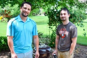 the BBQ brothers