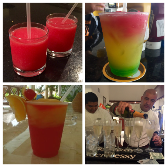 riviera maya drinks