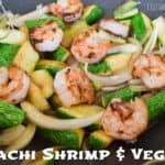 Hibachi Shrimp and Veggies