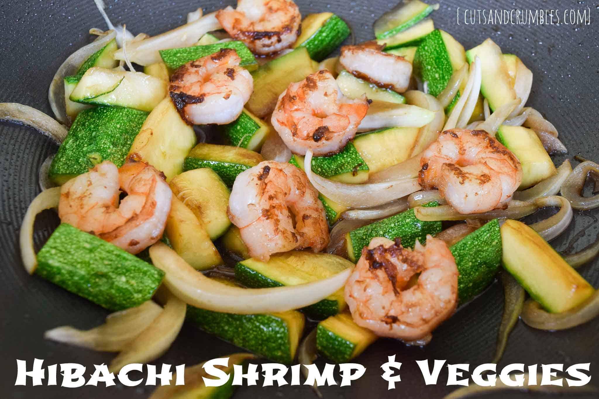 How To Cook Hibachi Shrimp
