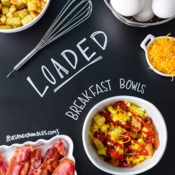 Loaded Breakfast Bowls