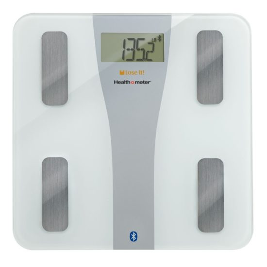 lose it bluetooth body fat scale