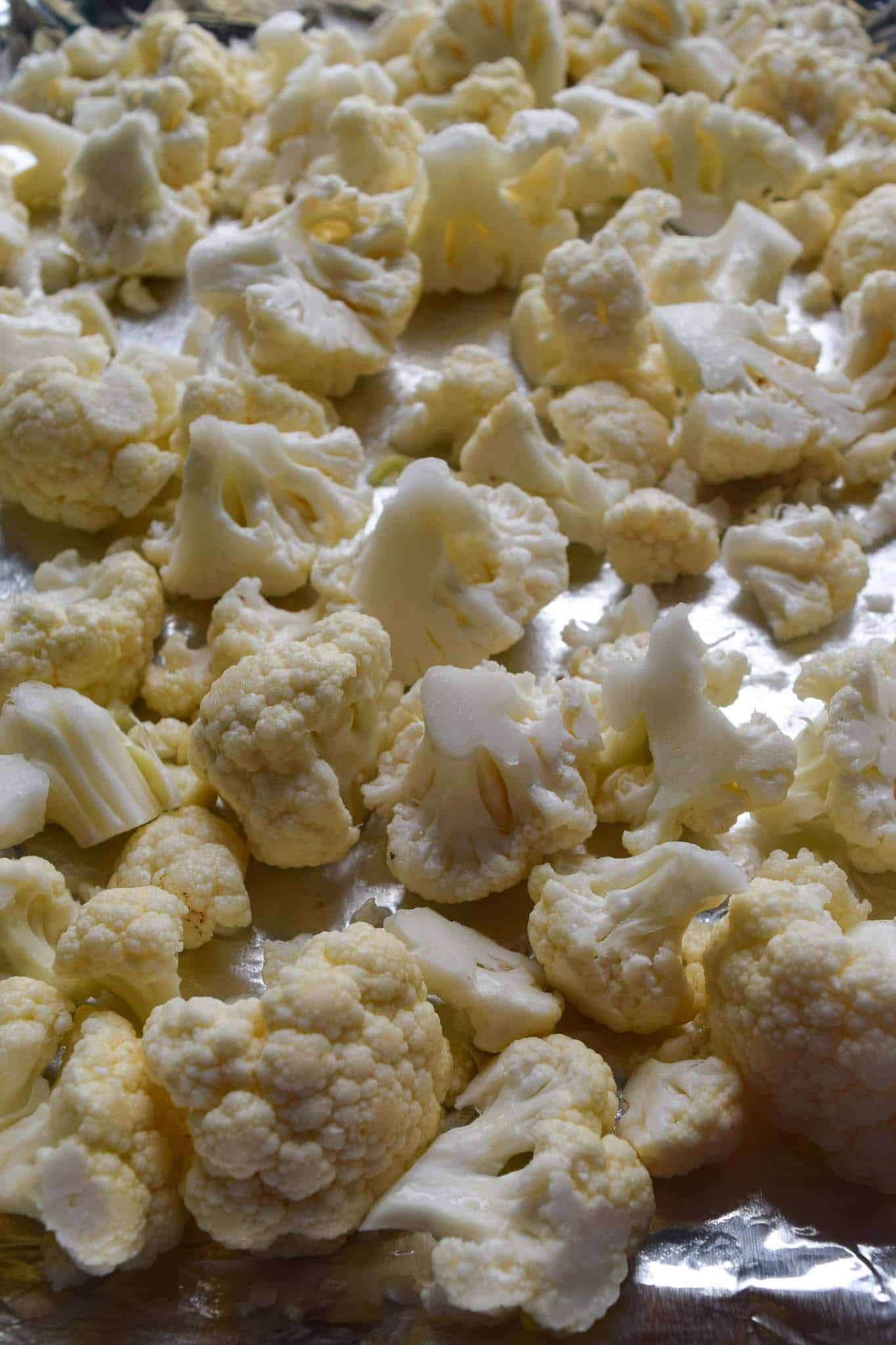 roasted garlic whipped cauliflower