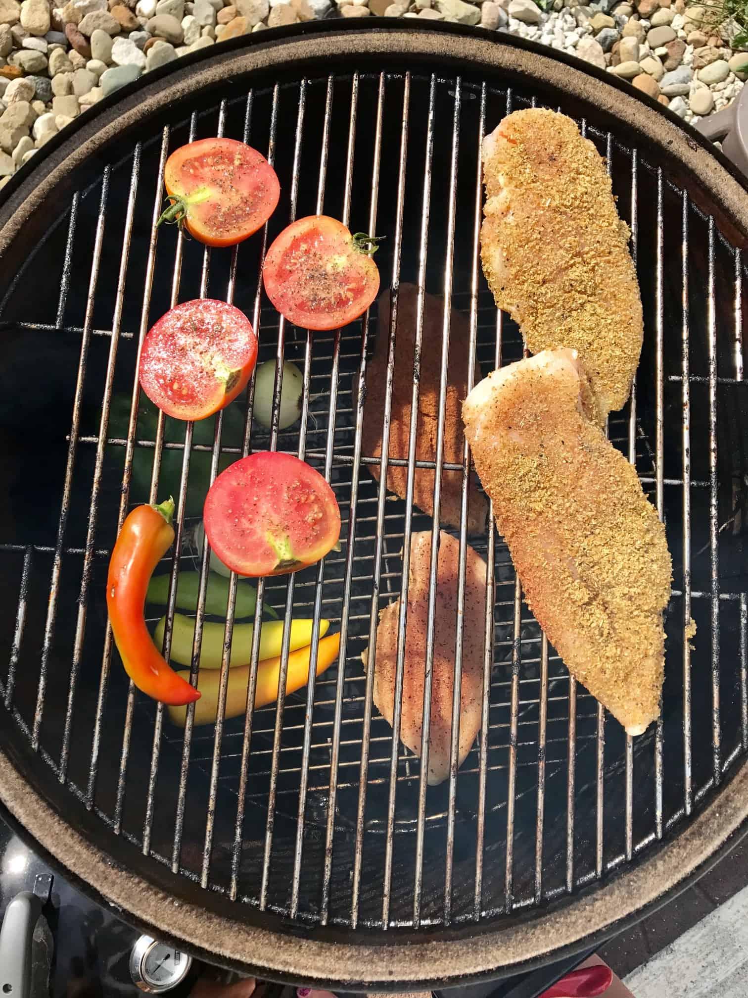 BBQ Chicken Sunday Meal Prep