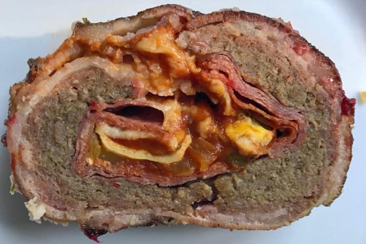 Pizza Bacon Explosion