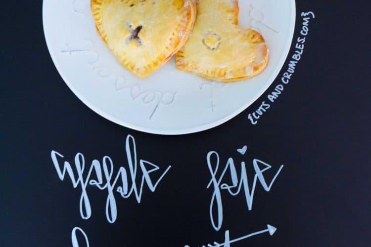 Apple Pie Hearts