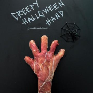 Creepy Halloween Hand
