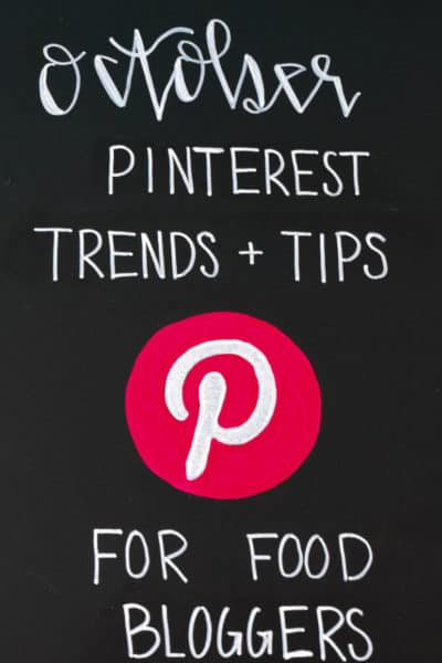 October Pinterest Trends and Tips