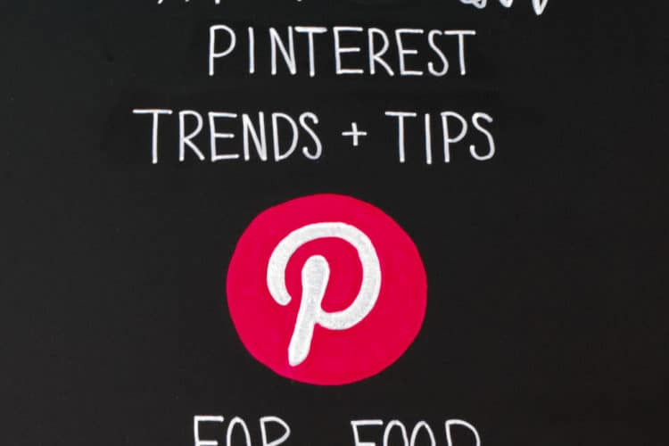November Pinterest Trends and Tips for Food Bloggers