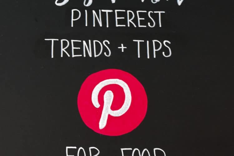 September Pinterest Trends and Tips for Food Bloggers