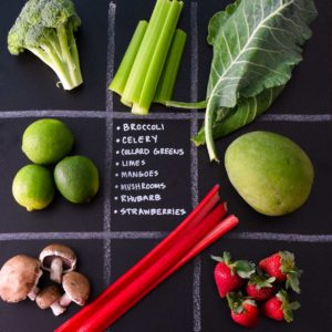 April Seasonal Produce Guide