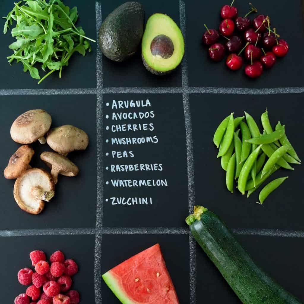 June Seasonal Produce Guide