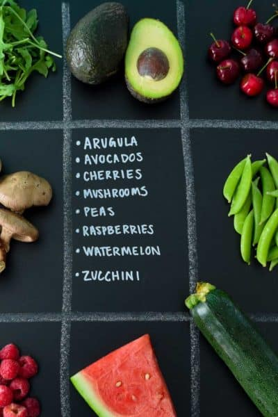 June Seasonal Produce Guide