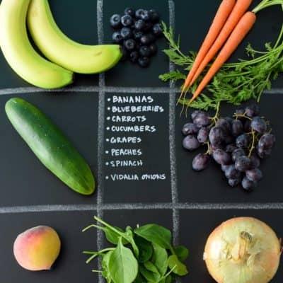 May Seasonal Produce Guide