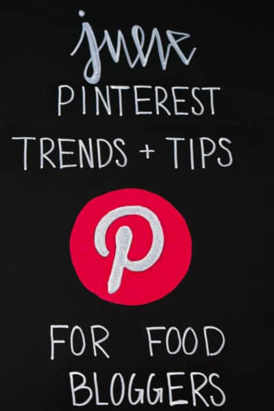 June Pinterest Monthly Trends and Tips