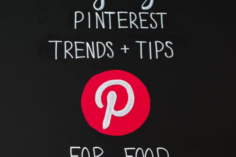 July Pinterest Trends and Tips for Food Bloggers