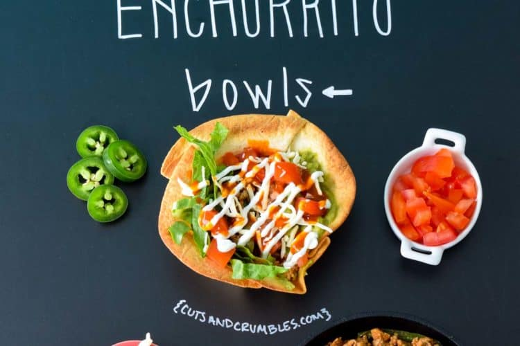 Turkey Enchurrito Bowls